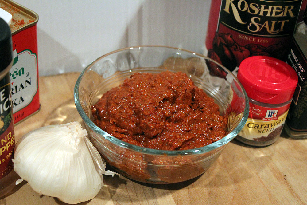 Middle Eastern Sauces  middle eastern hot sauce recipe
