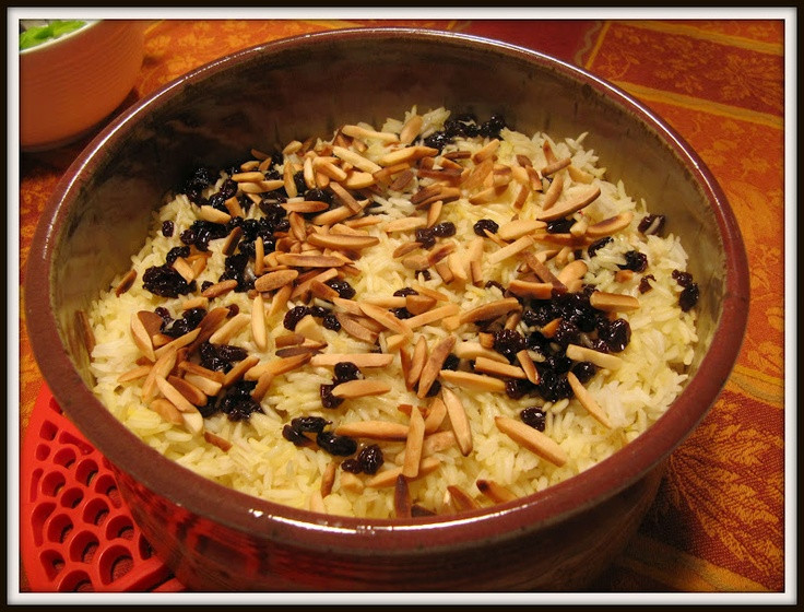 Middle Eastern Side Dishes  1000 images about Rice dishes on Pinterest