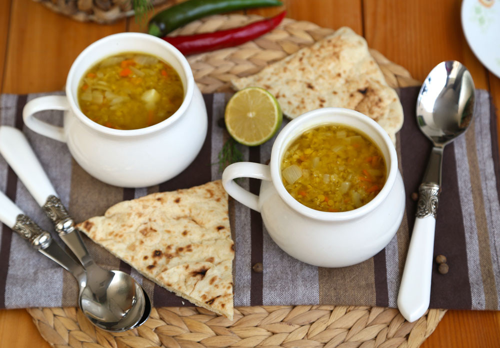 Middle Eastern Slow Cooker Recipes  Middle Eastern Slow Cooker Lentil Soup Recipe