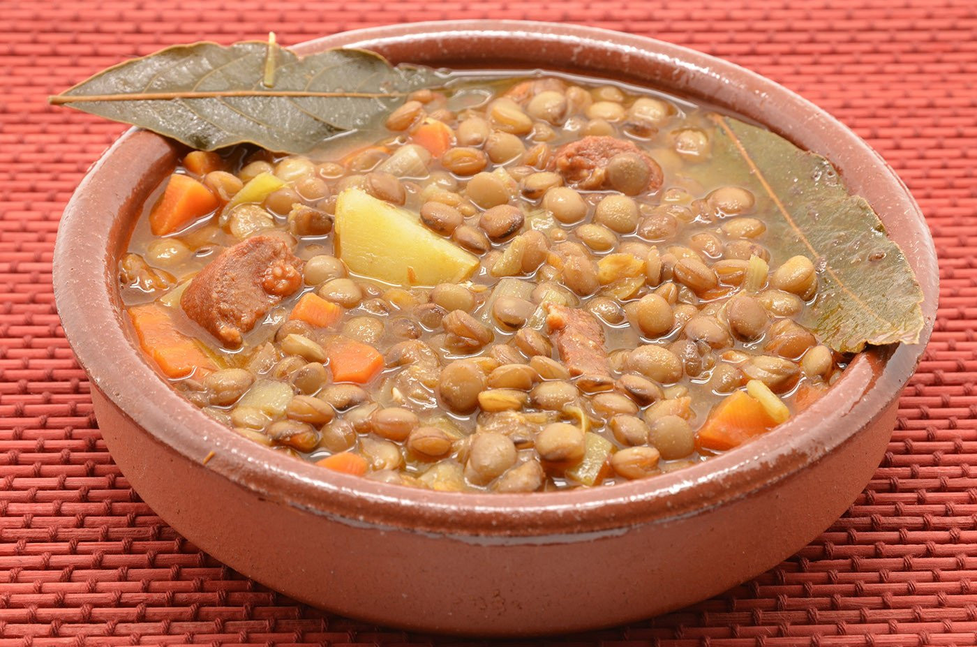 Middle Eastern Slow Cooker Recipes  Slow Cooker Middle Eastern Style Lentil Stew VitaClay Chef