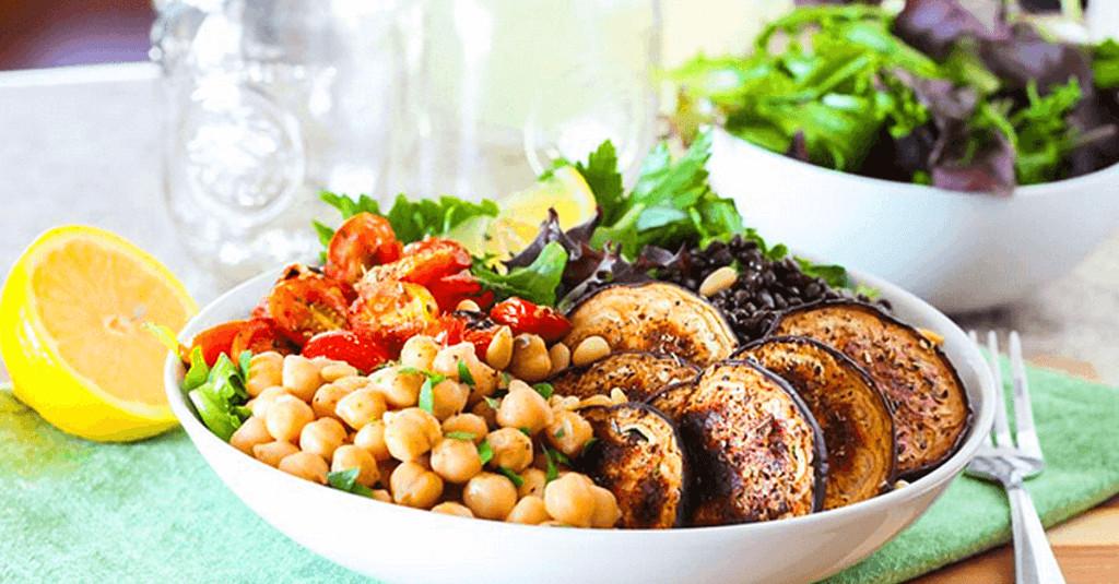Middle Eastern Vegetarian Recipes  Vegan Middle Eastern Healthy Bowl Very Vegan Recipes