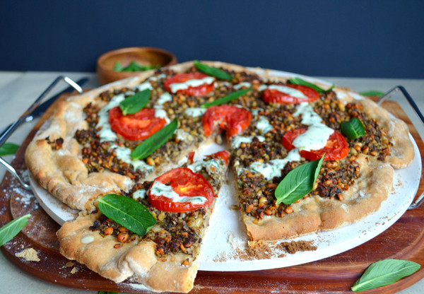 Middle Eastern Vegetarian Recipes  7 Delicious Vegan Pizza Recipes That Won t Make You Miss