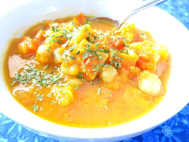 Middle Eastern Vegetarian Recipes  Vegan Middle Eastern Soup Recipe Food