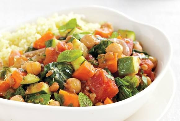 Middle Eastern Veggie Recipes  Middle Eastern Ve able Stew