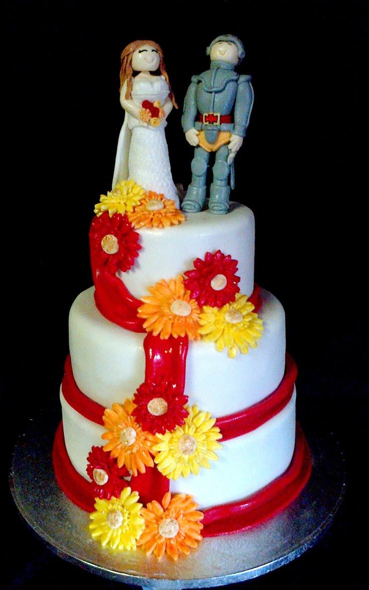 Midevil Wedding Cakes  8 best Me val cakes images on Pinterest