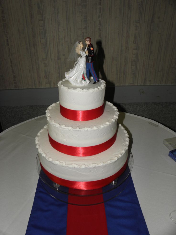 Military Wedding Cakes  1000 images about Winter Wedding on Pinterest