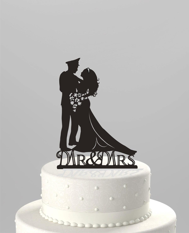 Military Wedding Cakes  Military Wedding Cake Toppers – Wedding Ideas