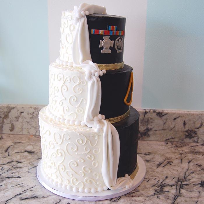 Military Wedding Cakes  Wedding Cakes
