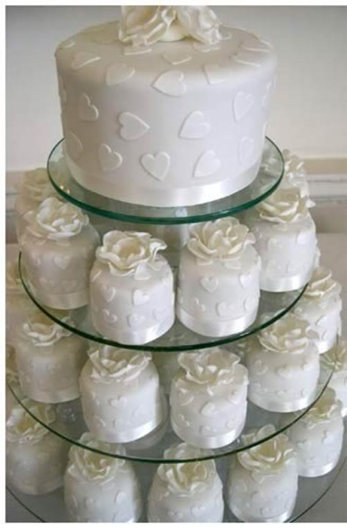 Mini Cakes For Wedding  Mini Wedding Cakes