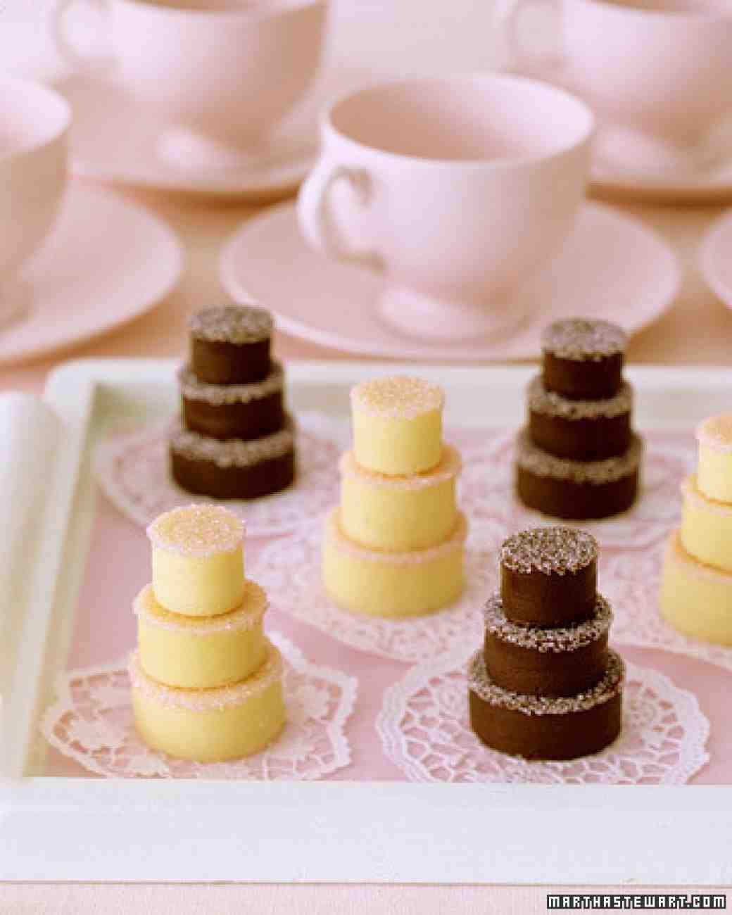 Mini Cakes For Wedding  Mini Fudge Cakes Recipe