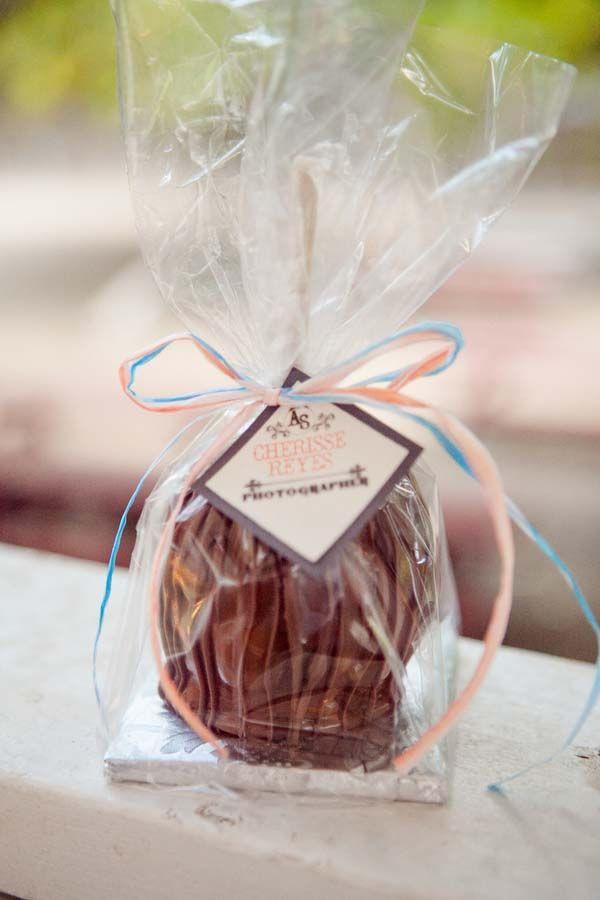 Mini Caramel Apples Wedding Favors  18 best DISNEY Wedding Favors images on Pinterest