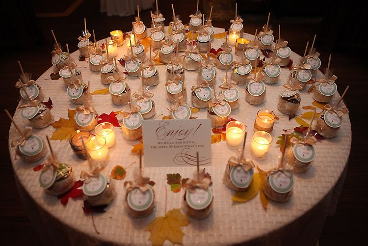 Mini Caramel Apples Wedding Favors  Best 25 Colorado wedding favors ideas on Pinterest