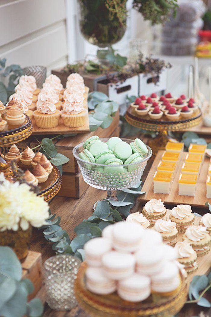 Mini Desserts For Wedding  25 best ideas about Dessert buffet on Pinterest