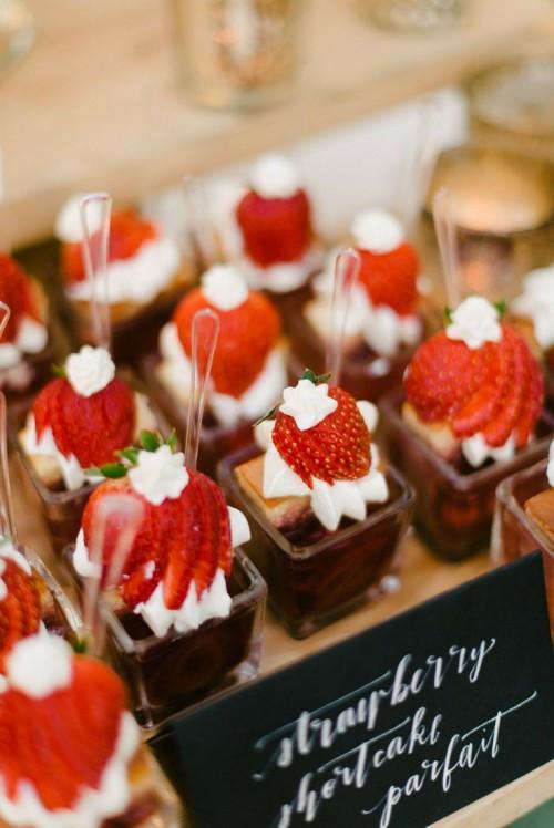 Mini Desserts For Wedding  The Hottest 2015 Wedding Trend 30 Delicious Mini Desserts