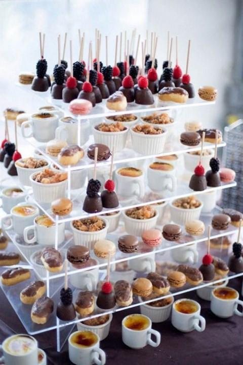Mini Desserts For Wedding  Wedding Trend 85 Wedding Mini Desserts
