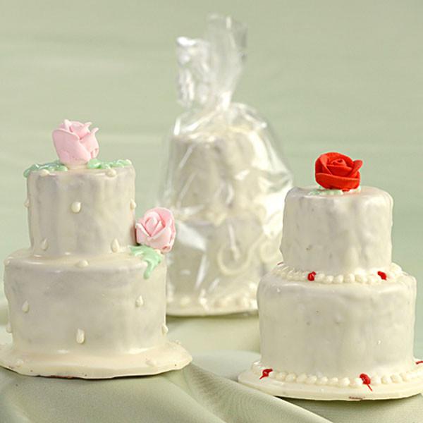 Mini King Cakes Wedding Favors  Mini Cakes