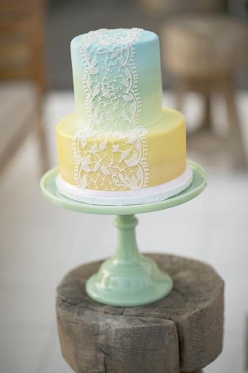 Mini Wedding Cakes  Mini Wedding Cake Ideas Weddings By Lilly