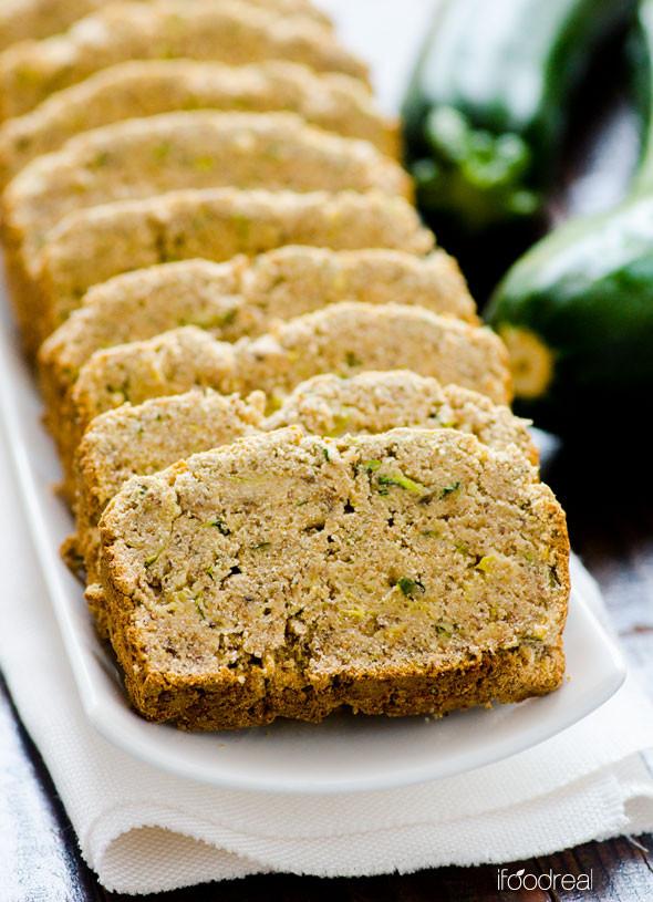 Moist Healthy Zucchini Bread Recipe  Healthy Moist Zucchini Banana Bread