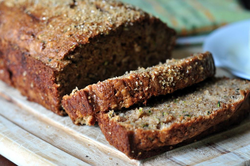 Moist Healthy Zucchini Bread Recipe  healthy recipes zucchini bread