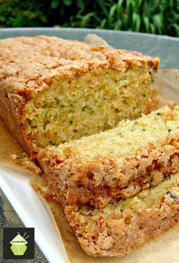 Moist Healthy Zucchini Bread Recipe  best moist zucchini bread