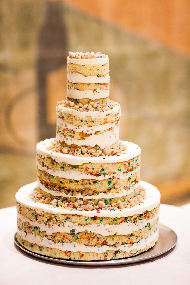 Momofuku Wedding Cakes  Momofuku Funfetti Cake