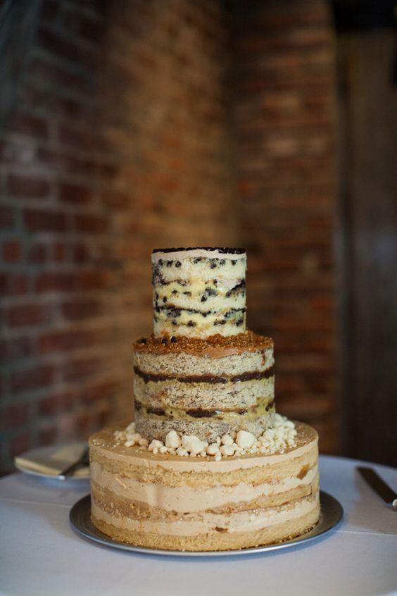 Momofuku Wedding Cakes  Pinterest • The world's catalog of ideas