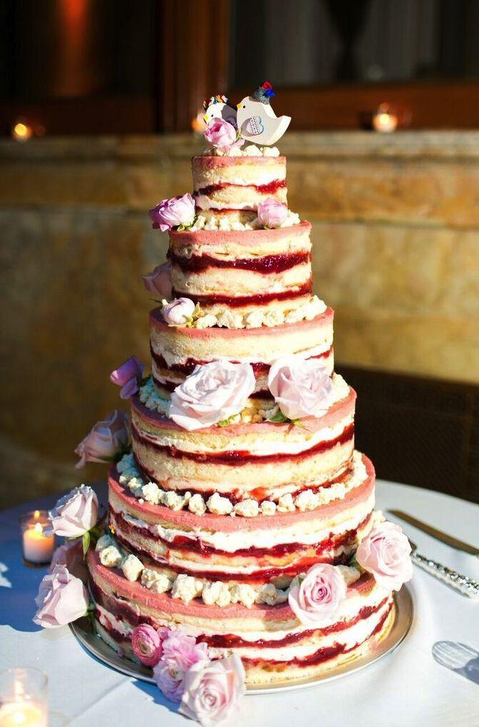 Momofuku Wedding Cakes  buttercream wedding cakes