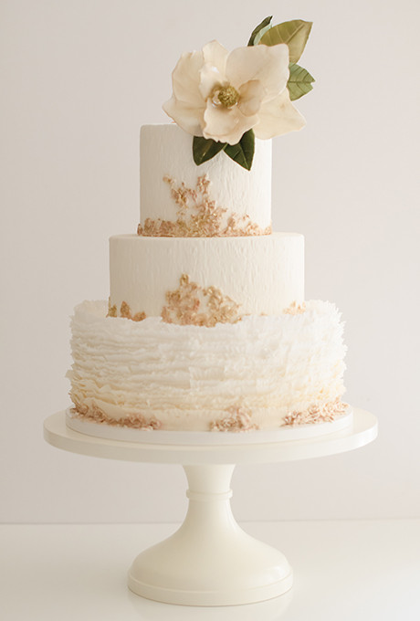 Most Beautiful Wedding Cakes  20 OF THE MOST BEAUTIFUL WEDDING CAKES May 4 2016