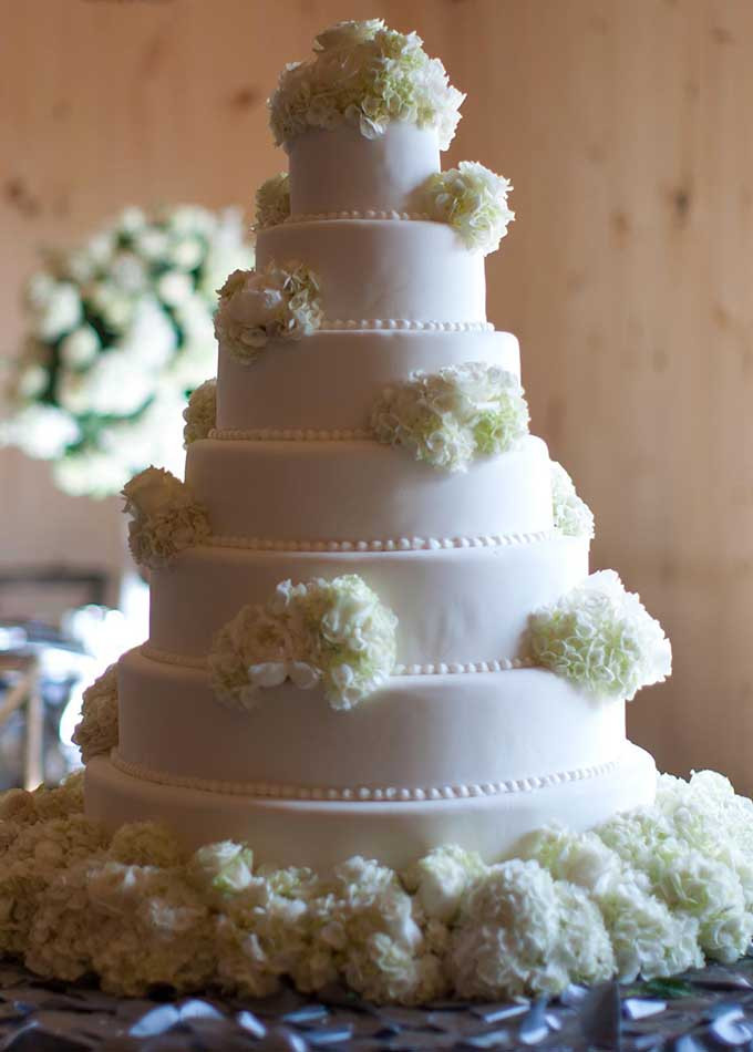 Most Expensive Wedding Cakes  Most Expensive Celebrity Wedding Cakes Top Ten List