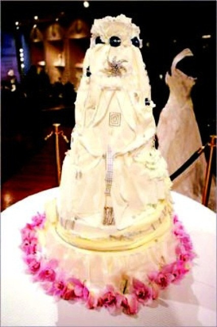 Most Expensive Wedding Cakes  Most Expensive Wedding Cakes
