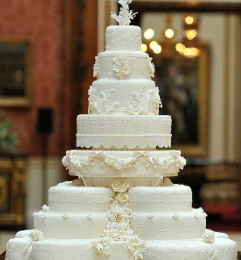 Most Extravagant Wedding Cakes  Most Expensive Cakes in the World Top Ten List