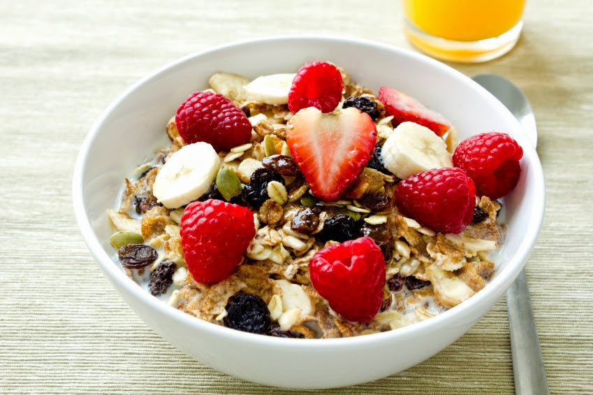 Most Healthy Breakfast  Fruit For The fice Breakfast The Most Important Meal