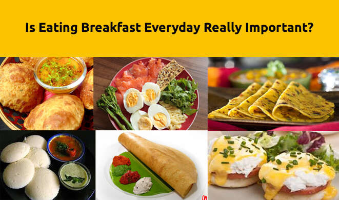 Most Healthy Breakfast  4 Myths Most People Believe About A Healthy Breakfast