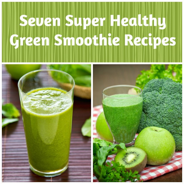 Most Healthy Smoothies  Seven Nutribullet Green Smoothies All Nutribullet Recipes