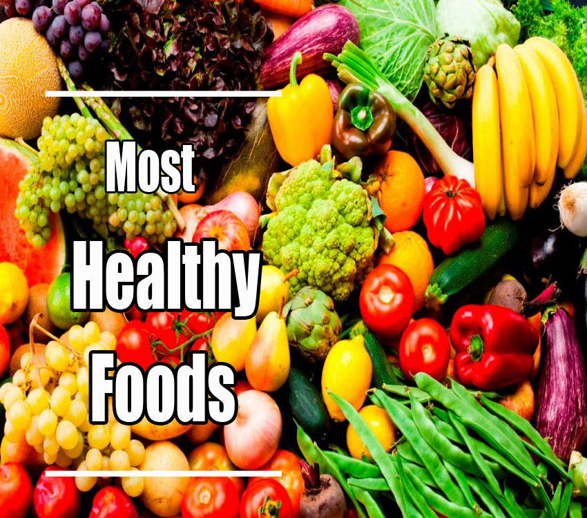 Most Healthy Snacks  Most Healthy Foods Tune To Fit