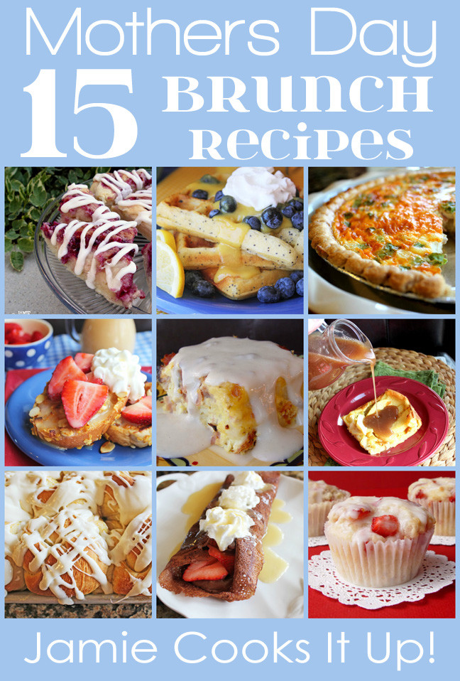 Mother Day Breakfast Recipes  15 Mothers Day Brunch Recipes