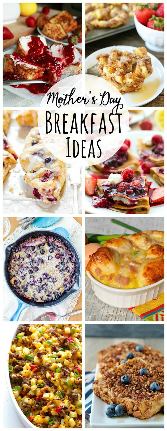 Mother Day Breakfast Recipes  Easter Breakfast Ideas for Kids Clean and Scentsible