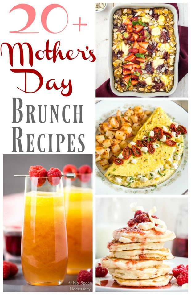 Mother Day Breakfast Recipes  Mother s Day Brunch Recipes No Spoon Necessary