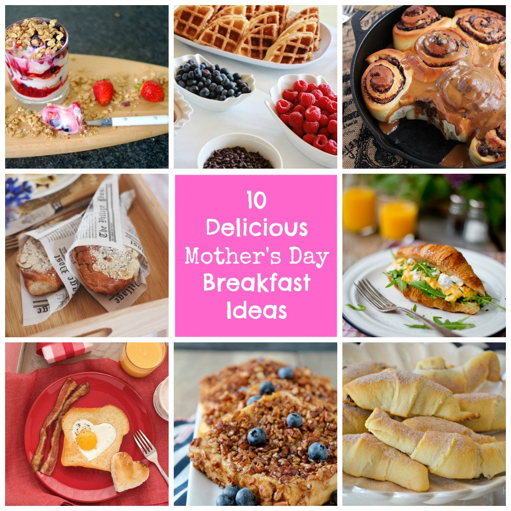 Mother'S Day Breakfast Recipes  Go Ask Mum 10 Delicious Mother s Day Breakfast Ideas Go