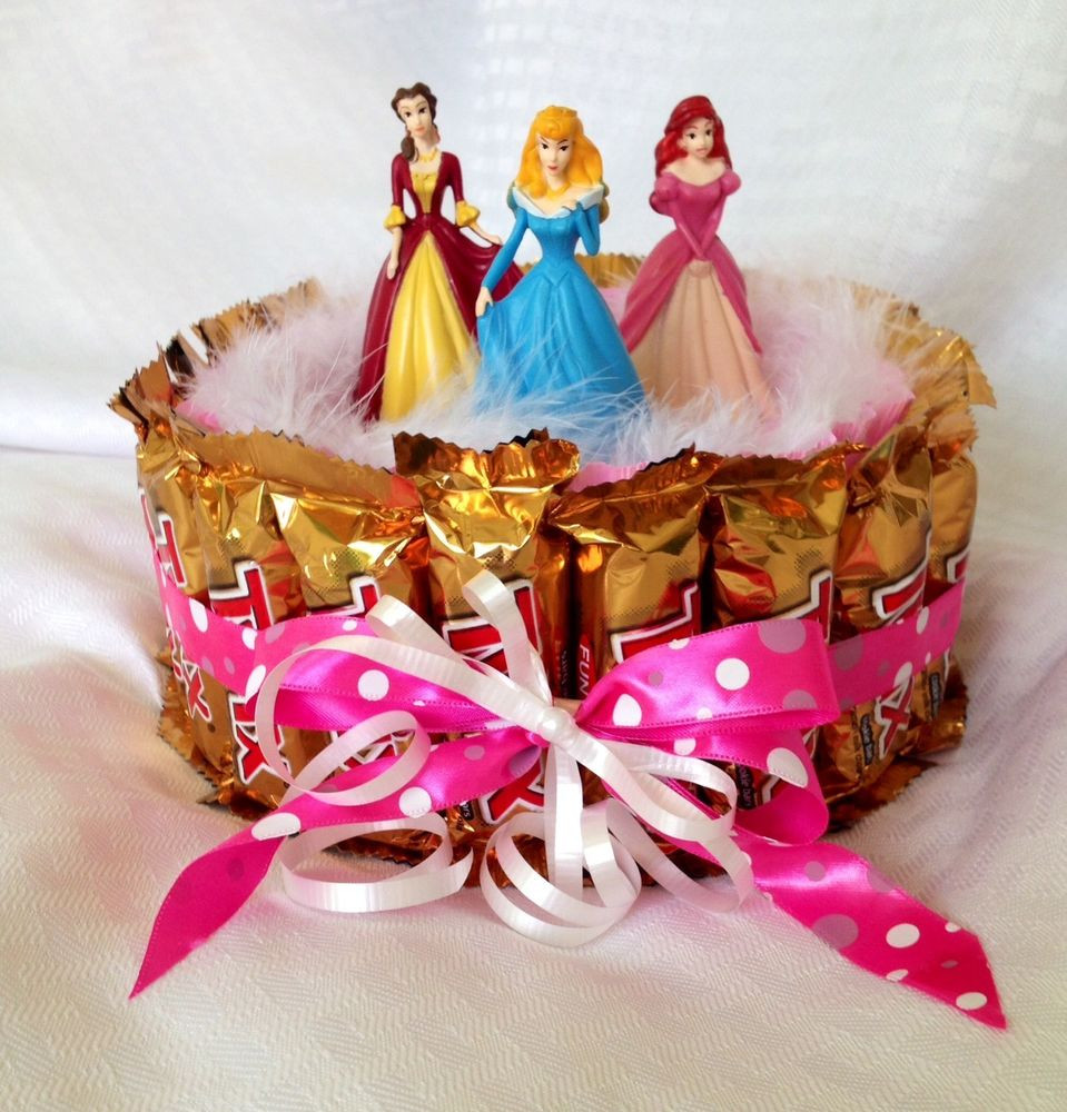 Mother'S Day Dessert  Mother s Day Birthday Disney Princess Chocolate Candy Cake