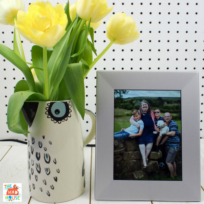 Mother'S Day Desserts Pinterest  The Perfect Mother s Day Idea Nixplay Iris Frame