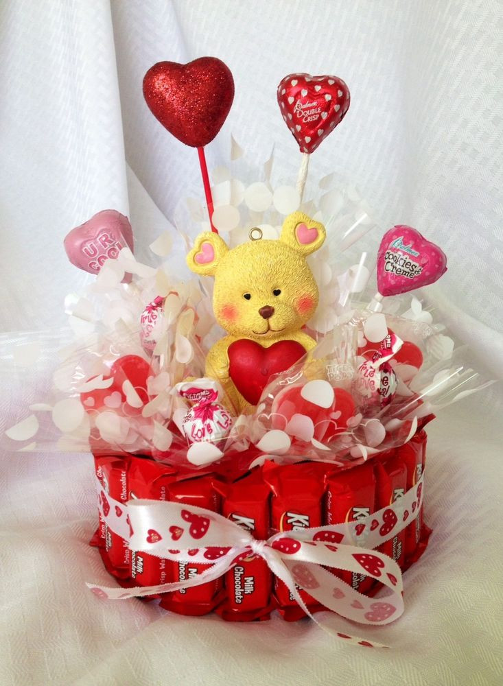 Mother'S Day Desserts Pinterest  Mother s Day Birthday Get WellThank You Love Bear Gift
