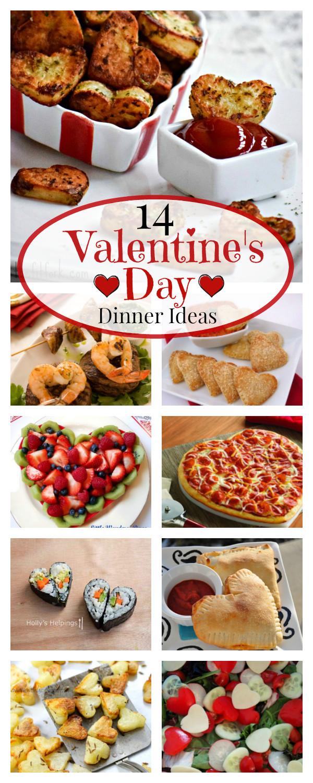 Mother'S Day Dinner Ideas Pinterest  14 Valentine s Day Dinner Ideas – Fun Squared