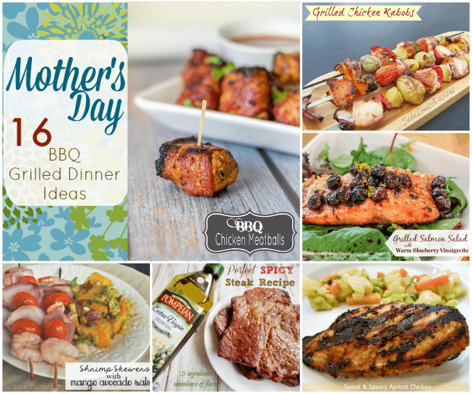 Mother'S Day Dinner Ideas Pinterest  16 Easy Grilled Dishes for Mother s Day BBQ