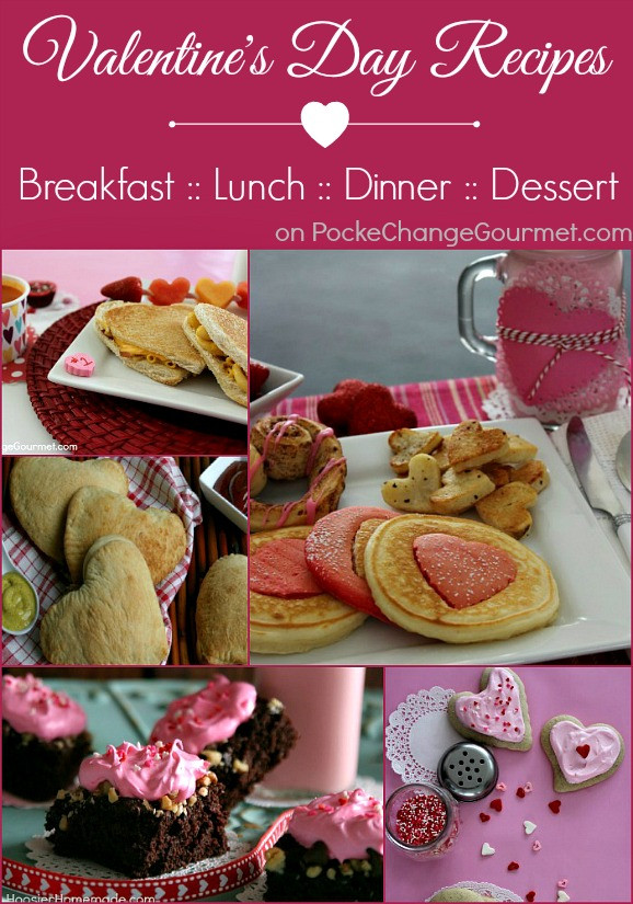 Mother'S Day Dinner Recipes  Valentine s Day Recipes Recipe