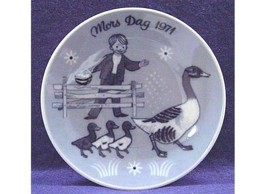 Mother'S Day Dinner Specials  Porsgrund Norway Norwegian 1971 Mors Dag Mother s Day