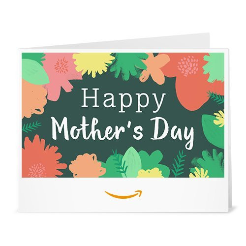 Mother'S Day Dinner Specials  Amazon Mother s Day Gift Cards