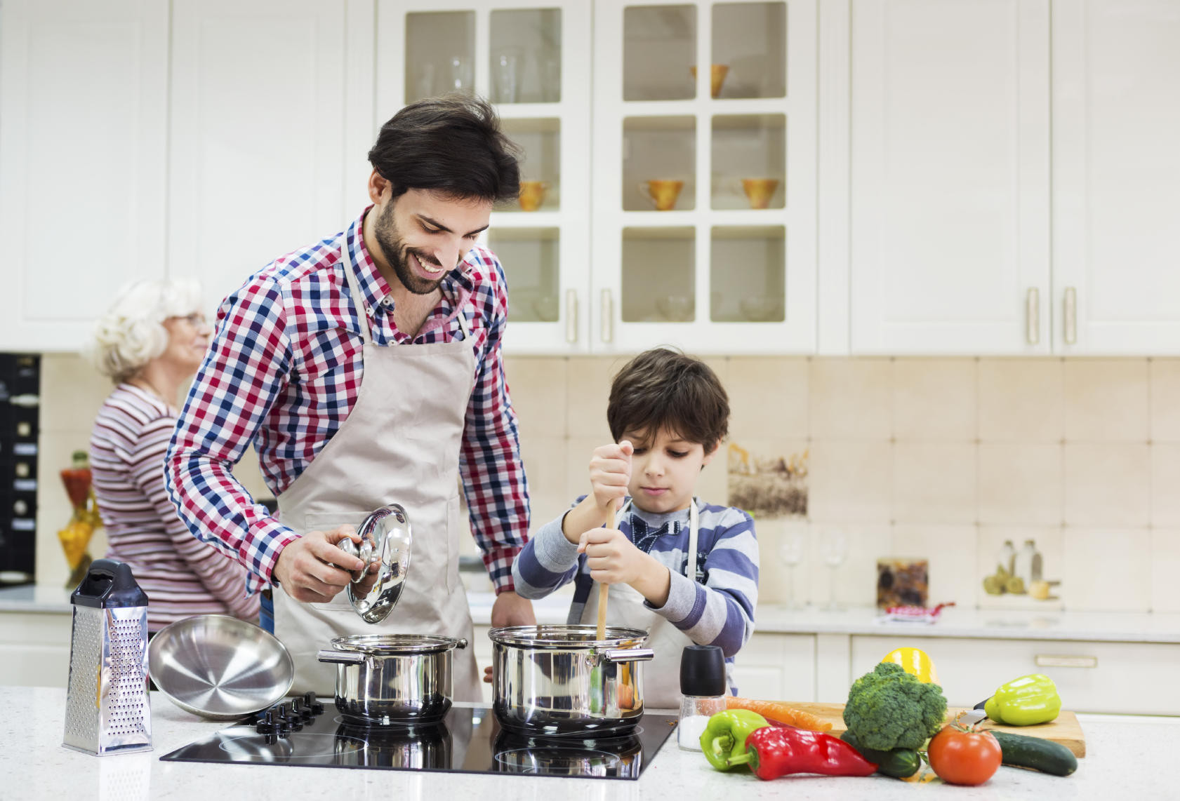 Mother'S Day Dinners To Make  Recipe Ideas for National Men Make Dinner Day TLCme