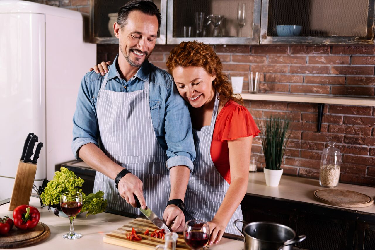 Mother'S Day Dinners To Make  Stay at Home Date Ideas for Valentine s Day The