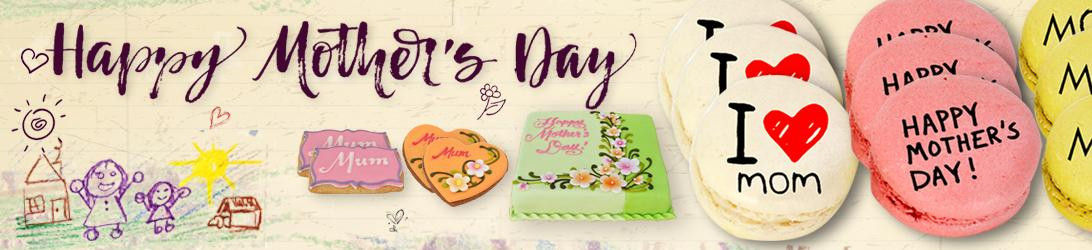 Mother'S Day Sugar Cookies  French Bakery Dubai